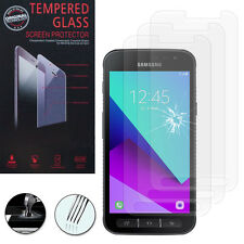 3X Tempered Glass for Samsung Galaxy Xcover 4 sm-g390f Genuine Screen Protector