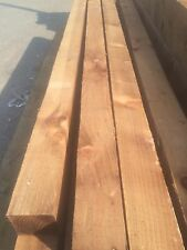 8ft Wooden posts 4 x 4 Treated