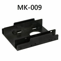 "MK-P20 Black Back Panel 2.5/"" HDD//SSD Bracket for PCI//PCI-E Slot"