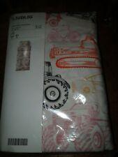Ikea Ljudlig 100% Cotton Single Duvet Cover Pillowcase Sets-Boys Cars/Planes New