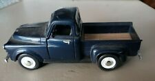 new ray 1952 dodge pickup 1/32nd diecast  blue color