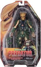 "Predator - 7"" Scale Action Figure - Series 18 - Broken Tusk Predator - NECA"