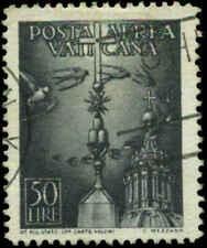 Vatican City Scott #C14 Used