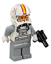 NEW LEGO STAR WARS CLONE PILOT MINIFIG 75072 figure minifigure trooper ep. 3