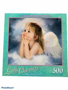 """Little Charmers """"Make A Wish"""" Puzzle Mary Baxter St. Clair 500 pc puzzle Sealed"""