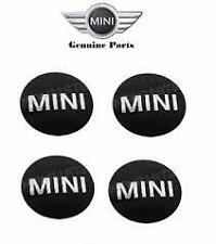 Wheel Centre Cap Insignia MINI Sticker X 4 Genuine MINI 36136758687 R50 R53 R56