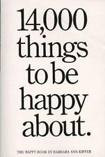 14,000 Things to Be Happy About-ExLibrary