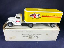 T2-37 ERTL 1:64 SCALE COLLECTABLE TRUCK - STEVE D. THOMPSON TRUCKING