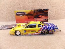 New 2003 RC - ERTL PMC 1:24 Diecast NASCAR Pro Stock Warren Johnson Pontiac
