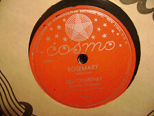 COSMO 78 RECORD 458/ DEL COURTNEY/ROSEMARY/ I WAS HERE WHEN YOU LEFT ME/ EX