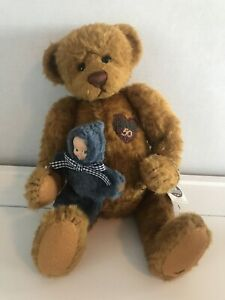 "Vintage 2000 Ganz Cottage Collectibles 15"" 50th Anniversary Bear Old Friend"
