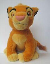 "DISNEY STORE SIMBA 12"" PLUSH DOLL Lion King DS12"