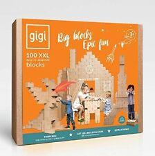 GIGI Bloks Big Building Blocks Set 100XXL Pieces - Family fun