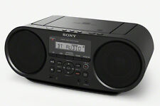 Sony ZS-RS60BT CD/Line-in Jack/Headphone Jack/Radio/Headphones/CD-R...