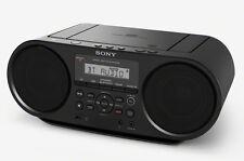 Sony ZSRS60BT CD/Headphone Jack/Line-in Jack/Headphones/CD-R Playback/Radio/CD-R