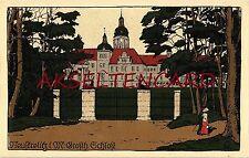 Zwischenkriegszeit (1918-39) Ansichtskarten aus Mecklenburg-Vorpommern für Burg & Schloss