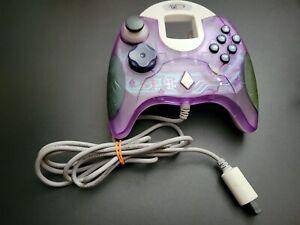 Purple MadCatz Sega Dreamcast Controller Very Good Condition Tested