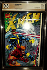 X-Men #1 SIGNED PGX Graded 9.8 Certificate Marvel 1991