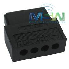 NEW JL AUDIO HD-PLUG-SPKR SPEAKER INPUT REPLACEMENT PLUG for HD & MHD AMPLIFIERS
