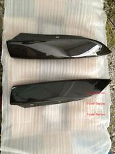 Carbon Fiber Rear Bumper Spats Lip Splitter Fit For Hyundai Genesis Coupe