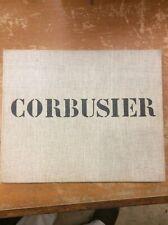 Le Corbusier Et Pierre Jeanneret Oeuvre Complete De 1910-1929 - In French 1937