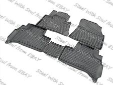 Fully Tailored Rubber / Set Car Floor Mats Carpet for BMW X5 (E53) 1999—2006