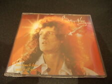 QUEEN BRIAN MAY TOO MUCH LOVE WILL YOU DRIVEN BY YOU CD JEWEL CASE