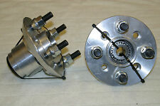 Triumph TR7 Competition Alloy Front Hubs Race/Rally Lightweight Big Bearing
