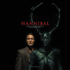 Brian Reitzell – Hannibal: Season 1 - Volume 2 OTS Black Vinyl 2LP 140gm NEW