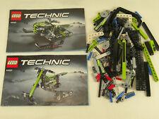Lego Technic 42021 Schneemobil 2-in-1 komplett mit Anleitung OBA