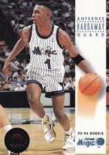 1993 Skybox Premium #259 Anfernee Hardaway Orlando Magic Rookie Card
