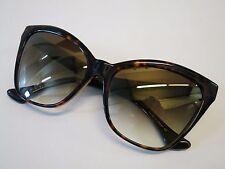 DITA SUPERSTITION Tortoise Coffee Dark Brown Gradient Glasses Eyewear Sunglasses