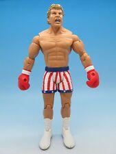 """Jakks Pacific Rocky V - Tommy Gunn in Fight Gear (Series 5) 7"""" Action Figure"""