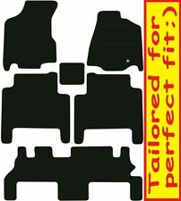 Chrysler Grand Voyager Tailored Deluxe Quality Car Mats 2012-2015