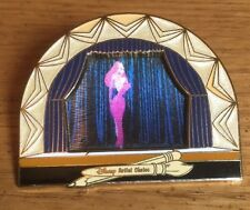 Disney Pin Lights, Camera, Pins Event Jessica Rabbit Lenticular Artist Choice LE