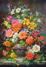 Puzzle Castorland 1500 Teile - September Flowers (61396)
