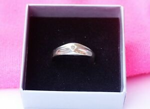 Ladies / Kids 925 Solid Silver Ring UK Hand-finished All Sizes available
