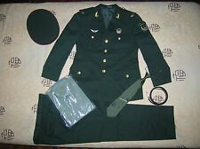 Obsolete 15's China PLA Army Garrison Hong Kong Force Man Soldier Uniform,Set
