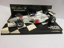 Minichamps 1:43 Formula 1 F1 Car BAR Honda Showcar 2000 Jaques Villeneuve     29