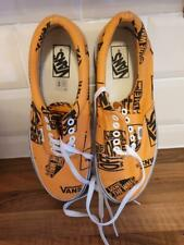 New VANS Unisex Canvas Sneakers Brand new unworn in orange