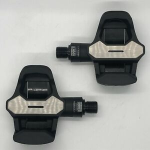 LOOK KeO 2 Max Blade 8nm CroMo Axle Carbon Clipless Road Pedals NEAR MINT
