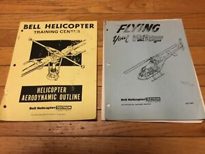 1987 Flying your Bell JetRanger Model 206 + Bell helicopter Training Center