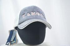 Kangol Trucker Mesh Baseball Hat Cap Gray M00974 One Size S m Snapback d1666b31bcf6