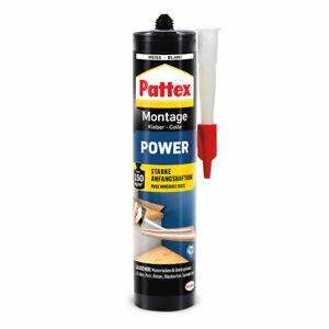 Montagezubehör weiß Pattex MpXP37 Leistenkleber 370g