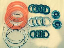 Rockwell 2.5 Ton 20 Pc Orange Boot And Seal Kit M35 M109 Military Mud Crawler