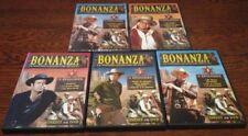 - DVD - BONANZA ..Série WESTERN...5 DVD ..15 Premiers EPISODES