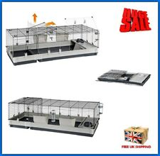 Unique Pet Cage Folded Small Animal Rabbit Guinea Pig Indoor Runner Large Nest