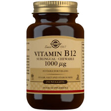 Solgar Vitamin B12 1000 µg 250 Nuggets
