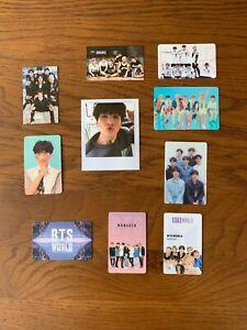 BTS Official Random Photocard