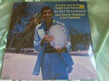 Rare Latin Plena Puerto Rico LP : Angel Luis Torreullas ~ Triangulo 123
